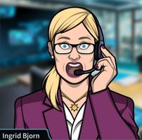 Ingrid shockeada 4