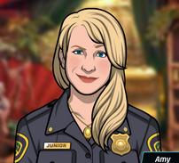 50 Amy Determinada