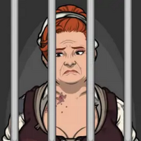Agnes en prisión