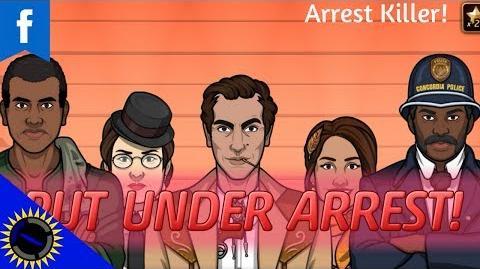 Criminal Case Mysteries of the Past Case 34 - Stick to Your Guns Arrest Killer!