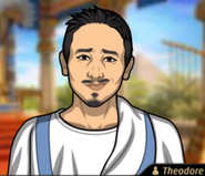 Theo-C292-15-WearingAncientEgyptianOutfit
