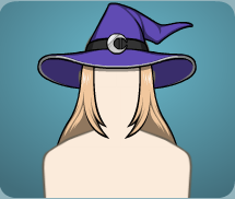 Witch hat f
