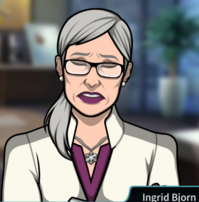 Ingrid estresada 2