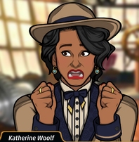 Katherine en Atrapada Sin Salida