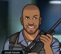 Jonah con un rifle 2