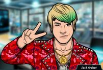 Jack como ídolo del pop