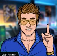 Jack indicando