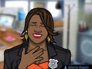Gloria Relieved