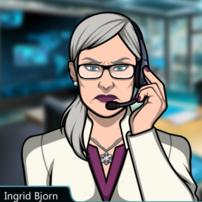 Ingrid Seria 1
