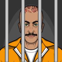 Héctor preso