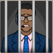 Tucker Smalls encarcelado