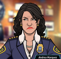 Andrea Disgustada