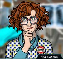 Annie en ¡Zzzzzzzz!