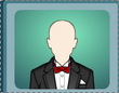 Tuxedo female PB