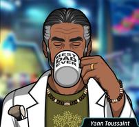 Yann Toussaint