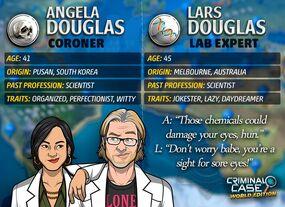 Angela&LarsDouglasGiriş