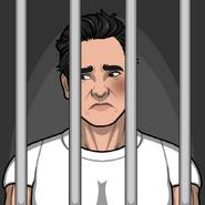 Brock en prisión
