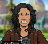 Carmen Enojada 2