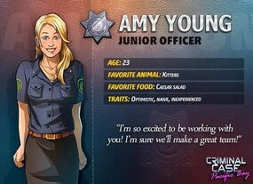 Amy Profili