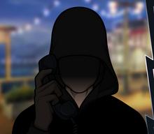 Walter como Persona Anonima