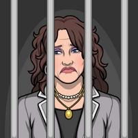 Clarisse en prisión