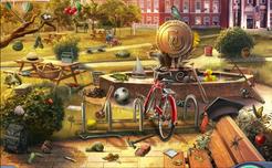 Armazon de la Bicicleta