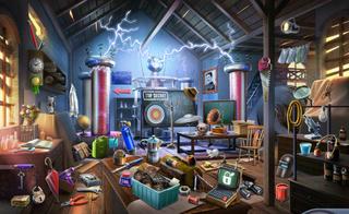 Laboratorio Abandonado - Dentro de The Wastes