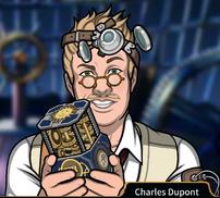 Charles Sosteniendo una caja de mago1