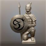 SOMBRA-Statue