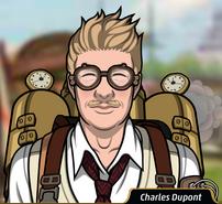 Charles usando un vaporoso3