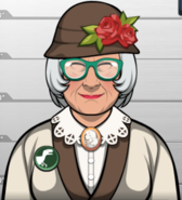 Margaret Littlewoodase 24