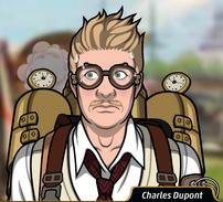 Charles usando un vaporoso4