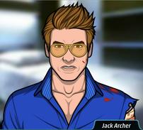 Jack con un disparo en el brazo 4