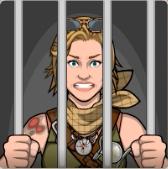Pearl Montana, Asesina del Coronel Spangler