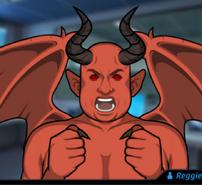 Reggie demonio