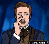 Arthur llamando