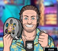 Frank Con una película