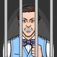 Basil en prisión
