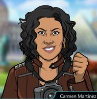 Carmen Confiada 3