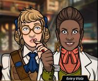 Evie y Viola 4