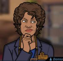 Donna en Hasta el Cuello