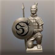Estatua de SOMBRA