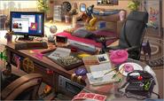 Deans desk