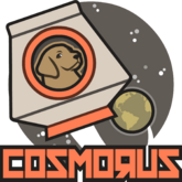 COSMORUS Logo (Transparent)