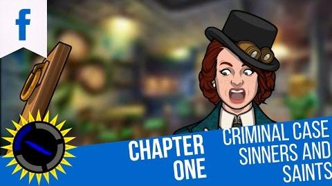 Criminal Case Mysteries of the Past Case 19 Sinners and Saints Chapter 1