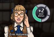 Evie-Hint
