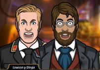 Lawson y Diego 1