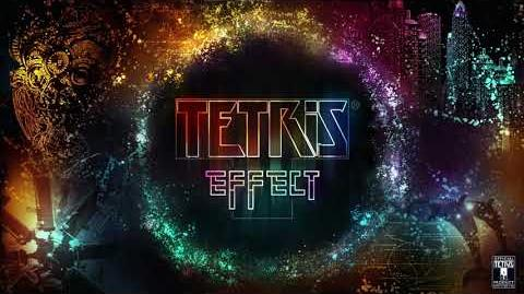 Tetris Effect Soundtrack - SPACE RACE (Master Mode)