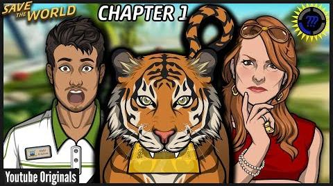 Criminal Case Save The World! Case 11 - The Parting Shot Chapter 1