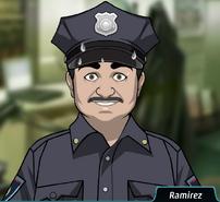 Ramirez sudando3
